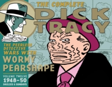 Complete Chester Gould's Dick Tracy Volume 12, Hardback Book