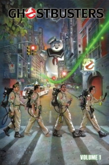Ghostbusters Volume 1 The Man From The Mirror, Paperback Book