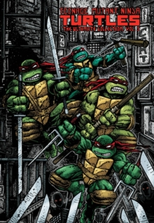 Teenage Mutant Ninja Turtles : The Ultimate Collection Volume 5, Hardback Book