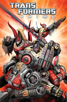 Transformers Prime Rage Of The Dinobots, Paperback Book