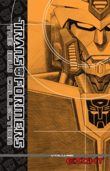 Transformers: The IDW Collection Volume 8, Hardback Book