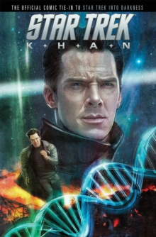 Star Trek Khan, Paperback Book