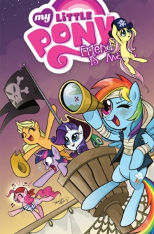 My Little Pony Friendship Is Magic Volume 4, Paperback Book