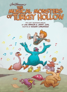 Jim Henson's The Musical Monsters of Turkey Hollow, EPUB eBook