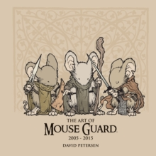 Art of Mouse Guard, EPUB eBook