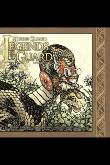 Mouse Guard: Legends of the Guard Vol. 3, EPUB eBook