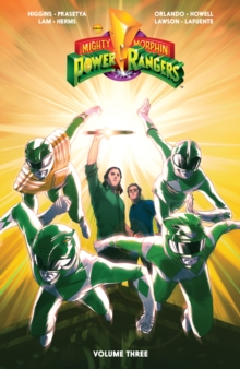 Mighty Morphin Power Rangers Vol. 3, PDF eBook