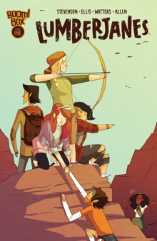 Lumberjanes #5, EPUB eBook