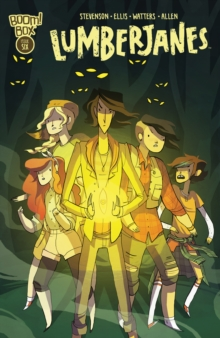 Lumberjanes #6, EPUB eBook