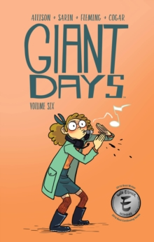 Giant Days Vol. 6, PDF eBook