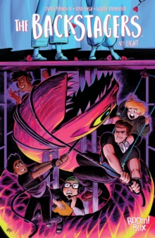 The Backstagers #8, PDF eBook