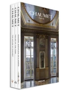 Chaumet 3 Volume Slipcased Set : Place Vendome, Tiaras, Naturalism, Hardback Book