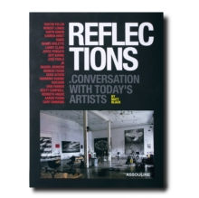 Reflections by Matt Black : In Conversation with Today� s Artists, Hardback Book