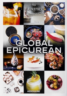 Global Epicurean:Luxury Collection,  Book