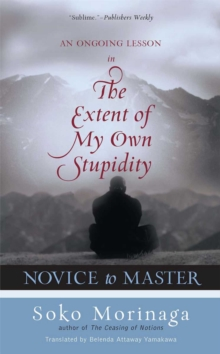 Novice to Master : An Ongoing Lesson in the Extent of My Own Stupidity, EPUB eBook