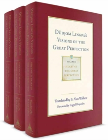 Dudjom Lingpa's Visions of the Great Perfection, Hardback Book