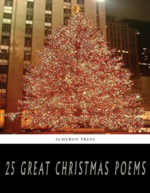 25 Great Christmas Poems, EPUB eBook