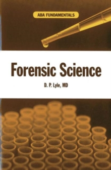 Forensic Science, Paperback Book