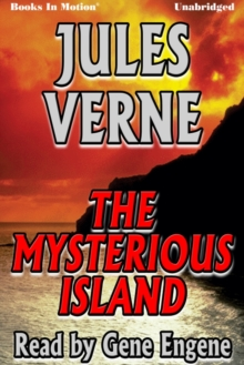 Mysterious Island, The, eAudiobook MP3 eaudioBook