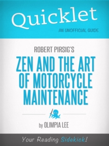 Quicklet on Zen and the Art of Motorcycle Maintenance by Robert Pirsig, EPUB eBook