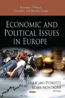 Economic & Political Issues in Europe, Hardback Book