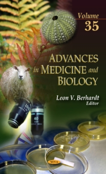 Advances in Medicine & Biology : Volume 35, Hardback Book