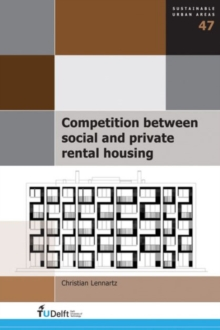 Competition Between Social and Private Rental Housing, Paperback Book