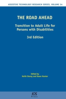 The Road Ahead : Transition to Adult Life for Persons with Disabilities, Hardback Book