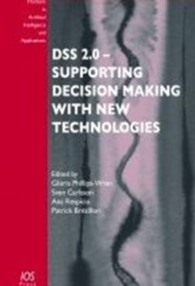 DSS 2.0 - Supporting Decision Making with New Technologies, Hardback Book
