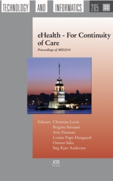 EHEALTH-FOR CONTINUITY OF CARE, Hardback Book