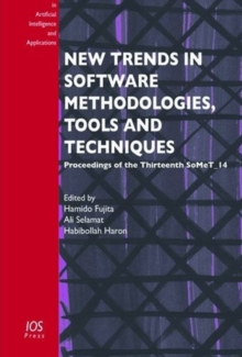 NEW TRENDS IN SOFTWARE METHODOLOGIES TOO, Hardback Book