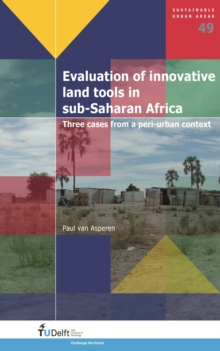 EVALUATION OF INNOVATIVE LAND TOOLS IN S, Paperback Book