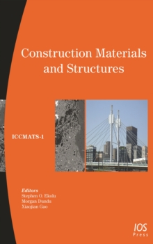 CONSTRUCTION MATERIALS & STRUCTURES, Spiral bound Book