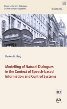 MODELLING OF NATURAL DIALOGUES IN THE CO, Paperback Book
