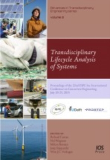 TRANSDISCIPLINARY LIFECYCLE ANALYSIS OF, Hardback Book