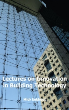 LECTURES ON INNOVATION IN BUILDING TECHN, Spiral bound Book