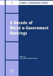 DECADE OF WORLD EGOVERNMENT RANKINGS, Hardback Book