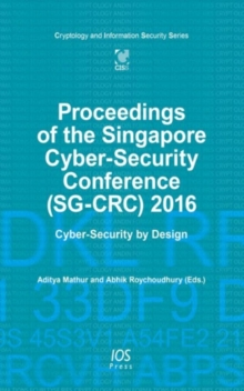 PROCEEDINGS OF THE SINGAPORE CYBERSECURI, Spiral bound Book