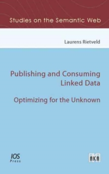 PUBLISHING & CONSUMING LINKED DATA, Spiral bound Book