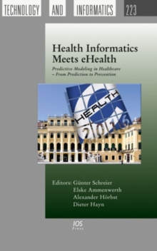 HEALTH INFORMATICS MEETS EHEALTH, Hardback Book