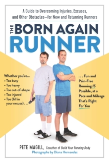 The Born Again Runner, Paperback Book