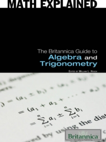 The Britannica Guide to Algebra and Trigonometry, PDF eBook