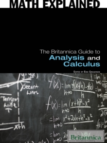 The Britannica Guide to Analysis and Calculus, PDF eBook