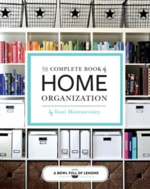 The Complete Book of Home Organization, Paperback Book