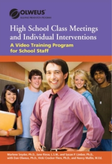 Class Meetings and Individual Interventions for High School : A Video Training Program for High School Staff, EPUB eBook