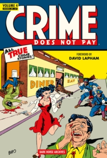 Crime Does Not Pay Archives Volume 4, Hardback Book