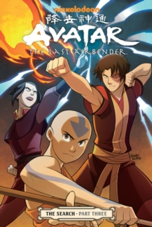 Avatar: The Last Airbender#the Search Part 3, Paperback Book
