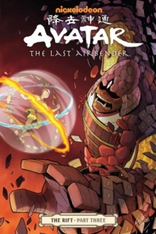 Avatar: The Last Airbender - The Rift Part 3, Paperback / softback Book