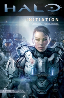 Halo: Initiation, Hardback Book