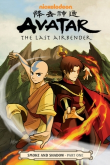 Avatar: The Last Airbender - Smoke And Shadow Part 1, Paperback Book